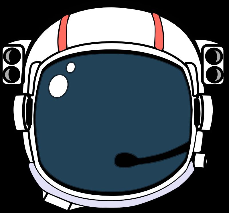 Astronaut clipart astronaut helmet Astronaut Free Domain Clip Art