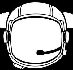 Astronaut clipart astronaut helmet Helmet  for pics clip