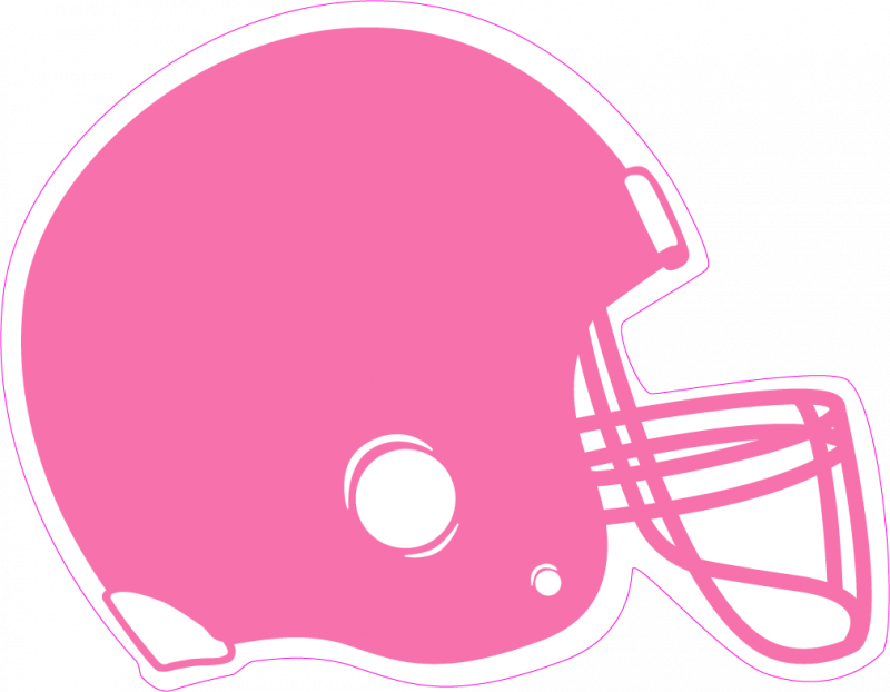 Football clipart colored #11