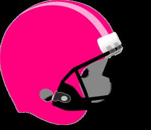 Football clipart light Free Images Pink Pink/light Helmet