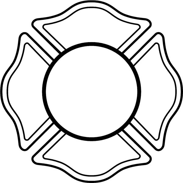 Firefighter clipart fire chief Vinyl ideas Lettering Fire Decal