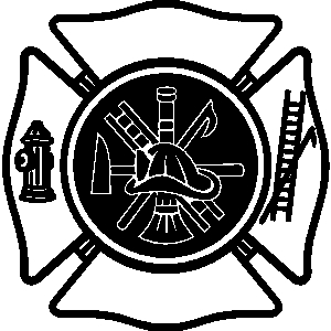 Firefighter clipart badge Fire  10 Clipart department