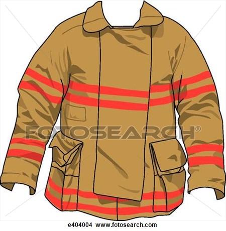 Coat clipart fireman Cliparts Fireman Clipart Coat Firefighter