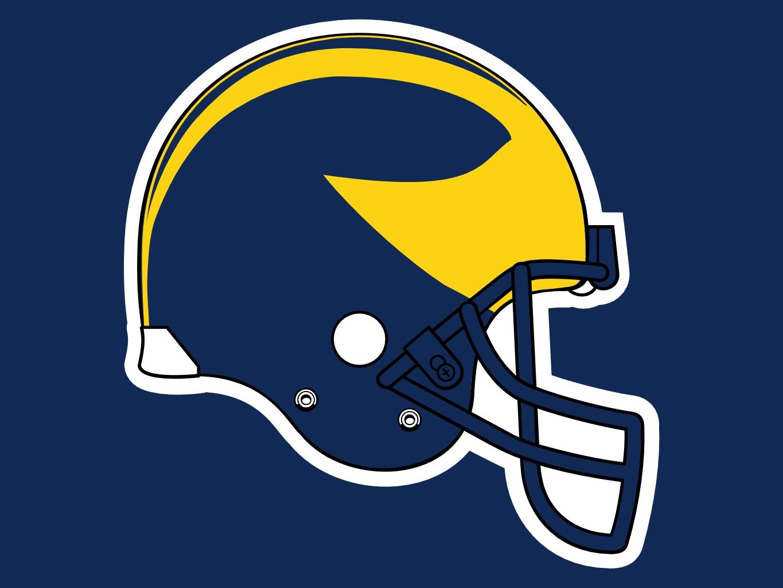 Michigan clipart Michigan Football Clipart #3