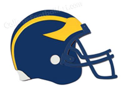 Michigan clipart Michigan Football Clipart #6