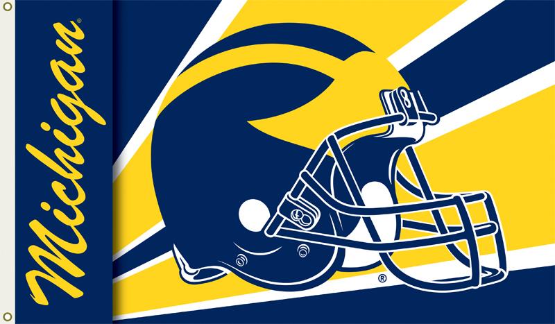 Michigan clipart Michigan Football Clipart #2