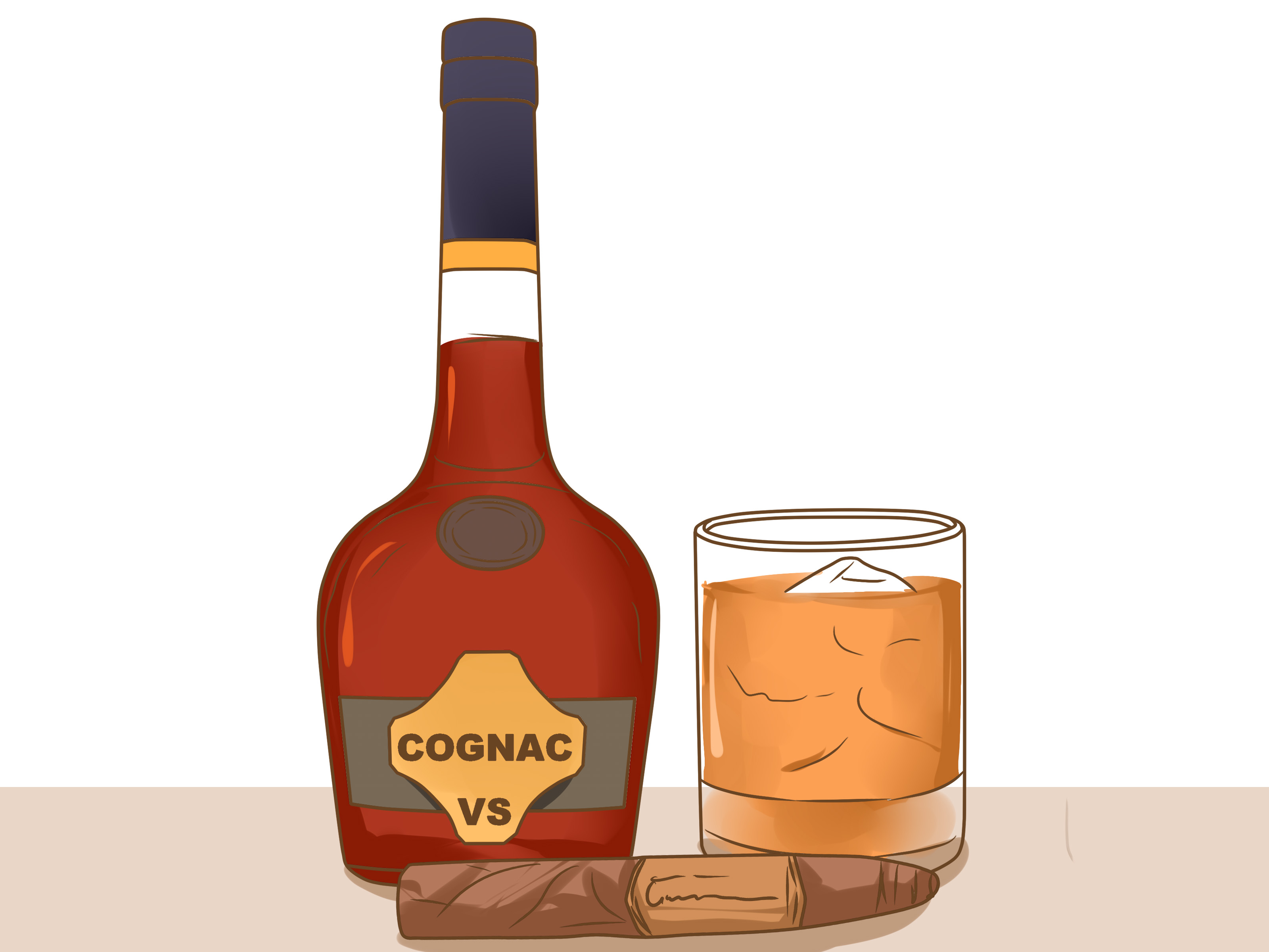 Hennessy clipart Ways  to Drink 3