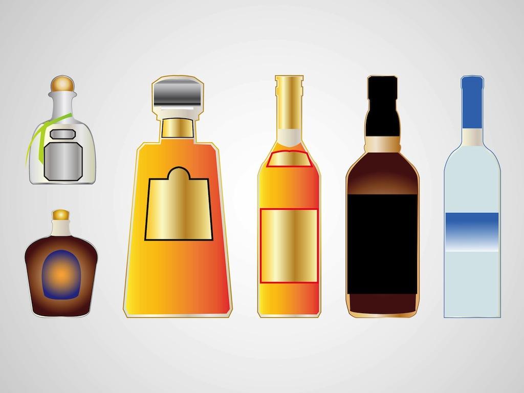 Boose clipart alcohol bottle Clipart Clipart liquor  csp12226913