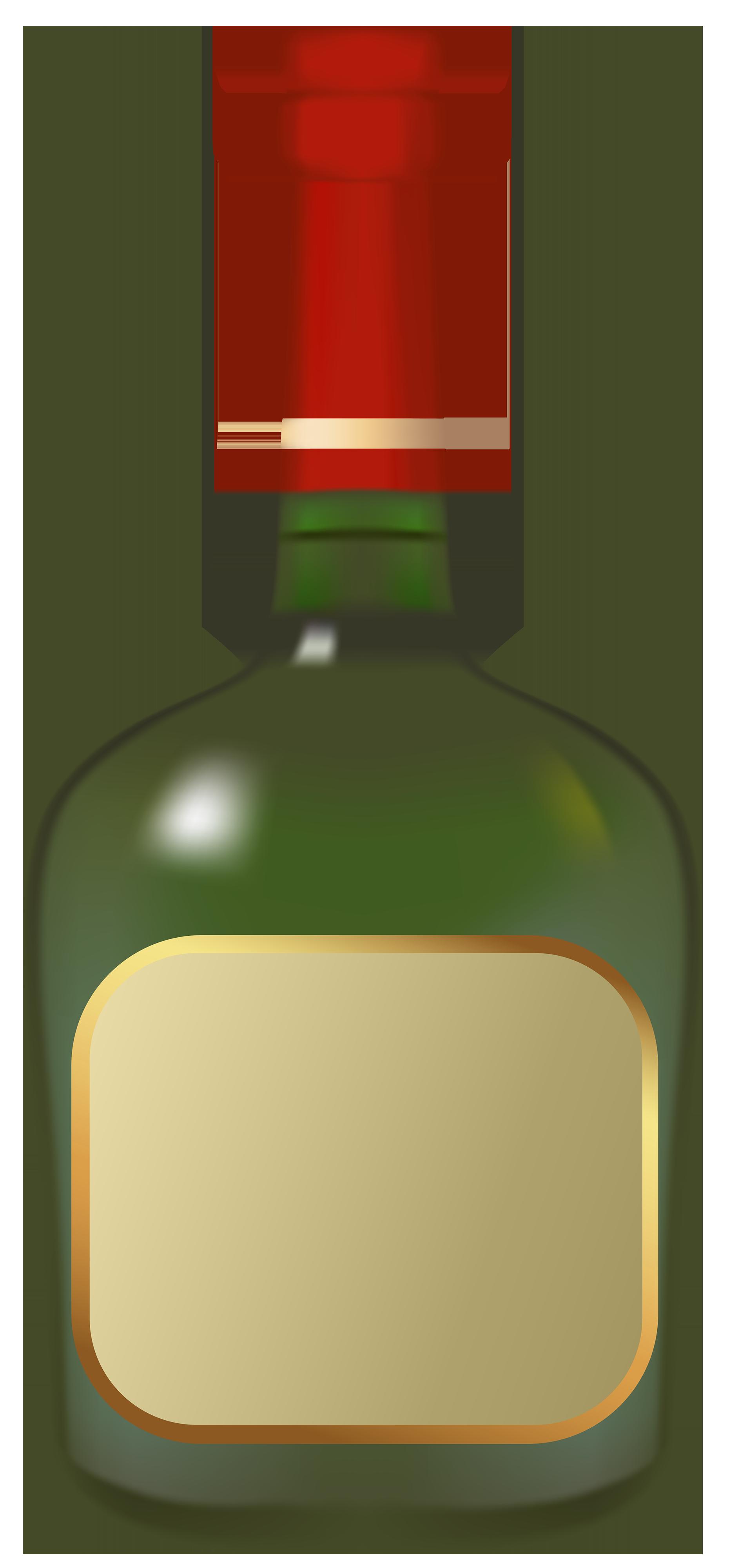 Liquor clipart Bottle Bottle Liquor WEB Clipart