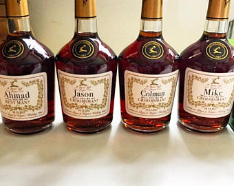 Hennessy clipart Cartoon Hennessy Bottle Bottle for Label Tag Cognac