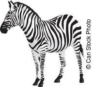 Zebra clipart vector Vector free illustration images Images