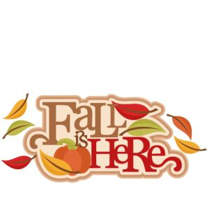 Here clipart autumn is #5