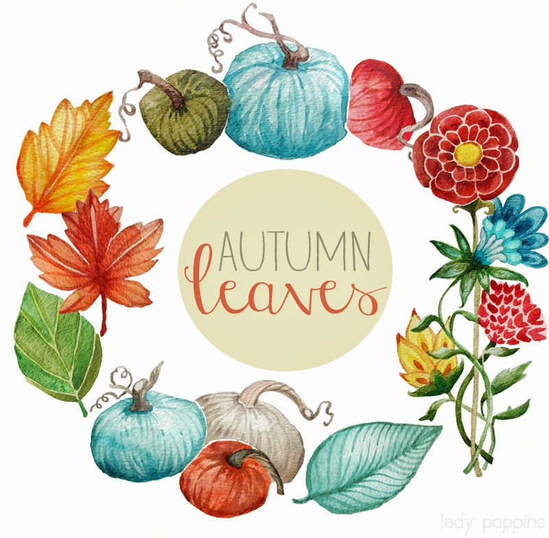 Here clipart autumn is #14