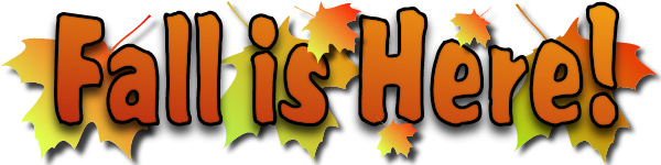 Here clipart autumn is #6