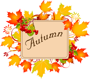 Here clipart autumn is #10