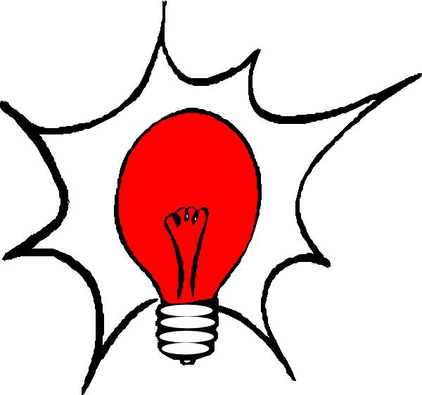 Bulb clipart here Clker com Download  Clip