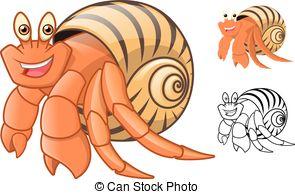 Hermit Crab clipart #9