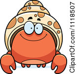 Hermit Crab clipart #13