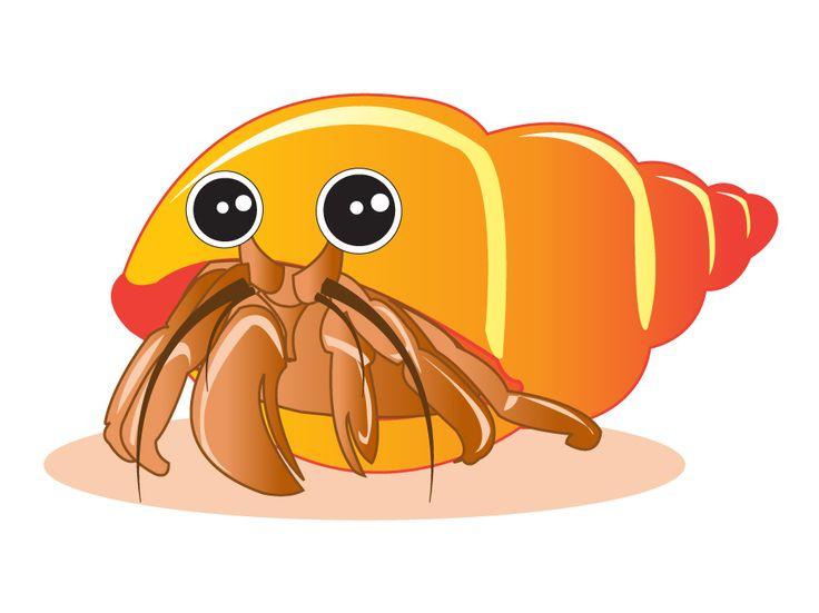 Hermit Crab clipart #7