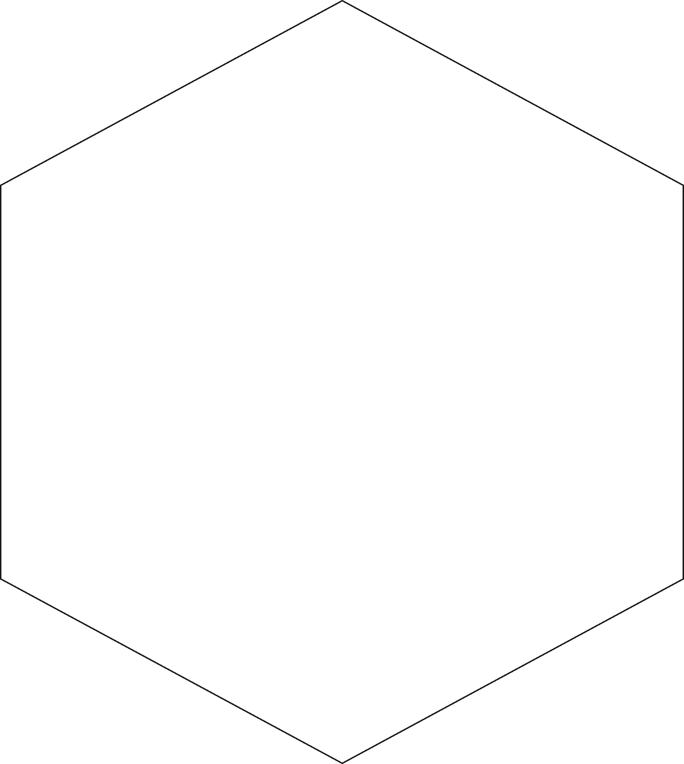 Hexagon clipart Clipart Free Download Hexagon Free