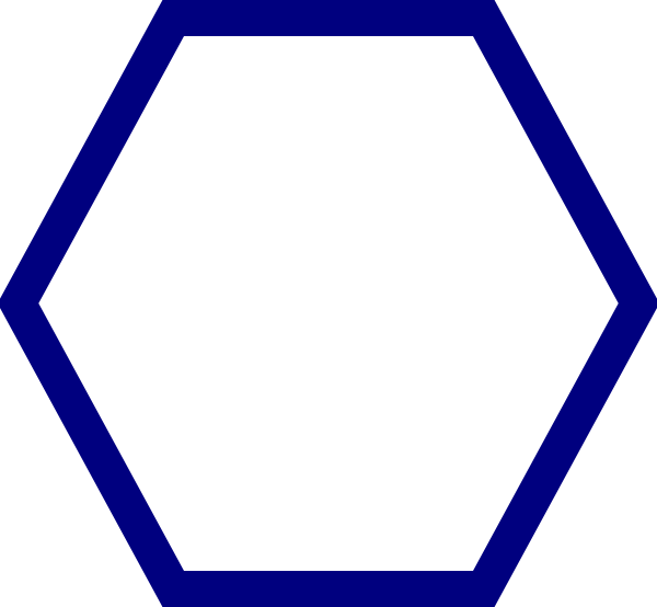 Hexagon clipart Clip Free hexagon%20shape%20clip%20art Panda Art