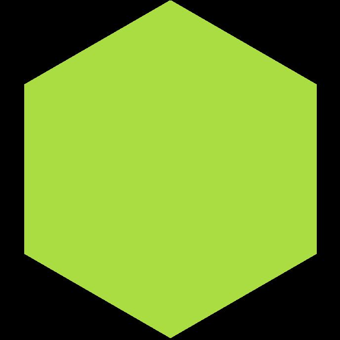 Hexagon clipart green  Babelbee Monitoring Electric Power