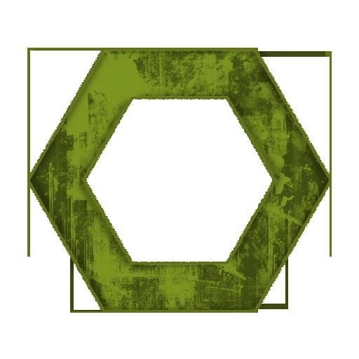 Hexagon clipart green Clip Images Free Clipart Panda