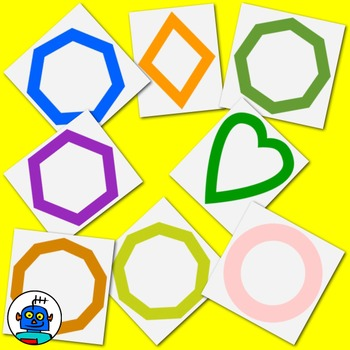 Hexagon clipart heptagon Nonagon and for oval
