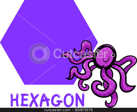 Octigons clipart cartoon Art Free Panda Hexagon Clip
