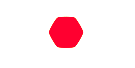 Hexagon clipart rounded A make here How vector