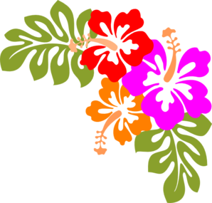 Yellow Flower clipart hibiscus flower Vector Cliparts For Cliparts
