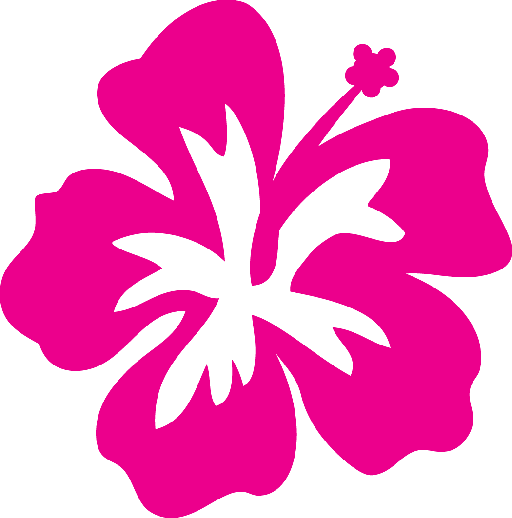 Pink clipart hibiscus flower Clipart Clip Free Clipart Images