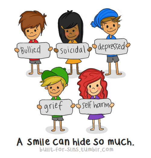 Grieve clipart child depression A self suicidal can harm