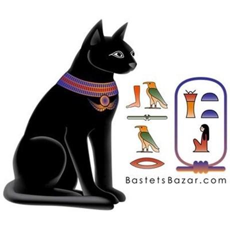 Hieroglyphs clipart egyptian cat #4