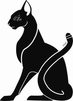 Hieroglyphs clipart egyptian cat #5