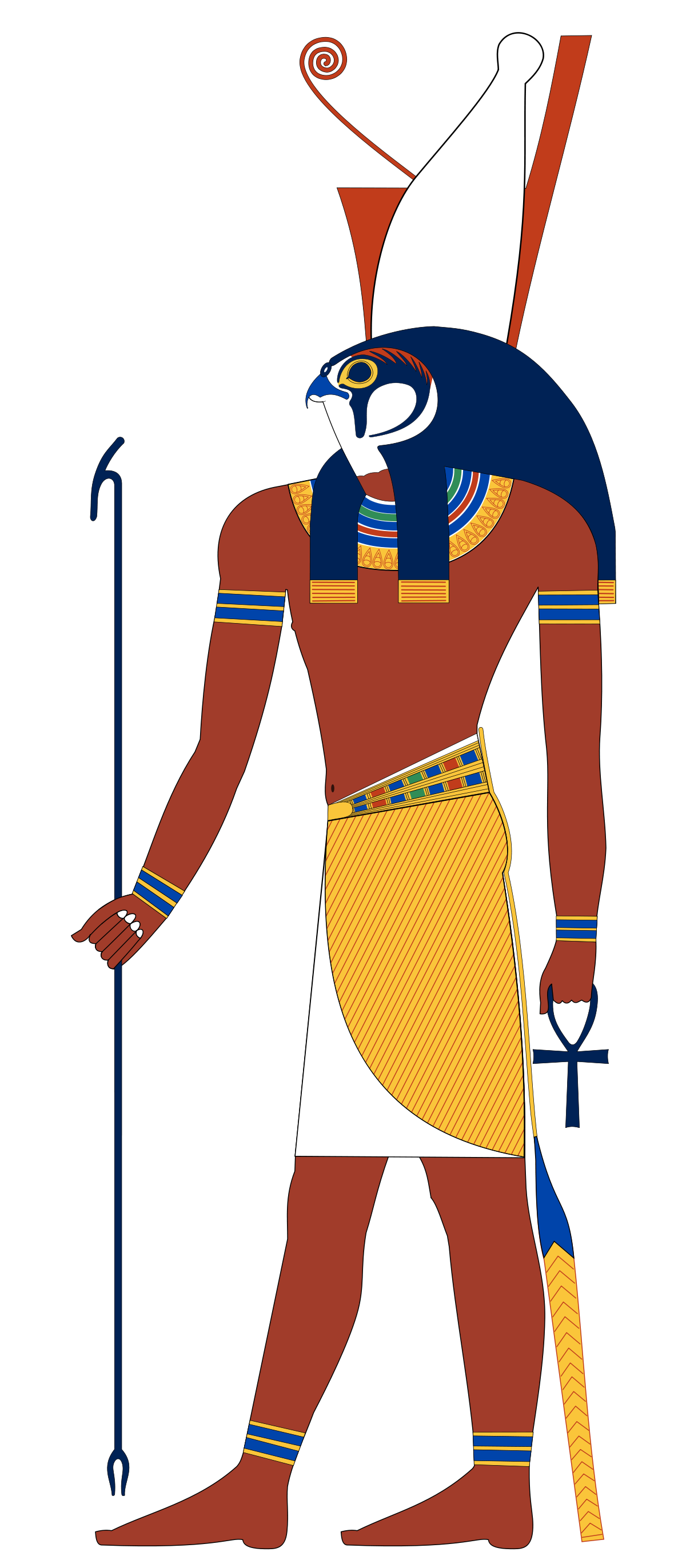 Mythology clipart polytheism Horus Wikipedia
