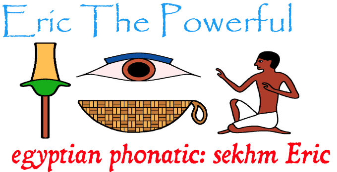 Hieroglyphs clipart real With real write pharaoh as