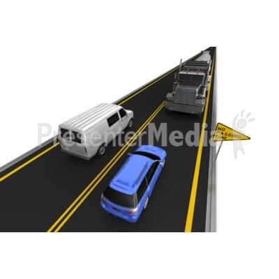 Highway clipart lane #6