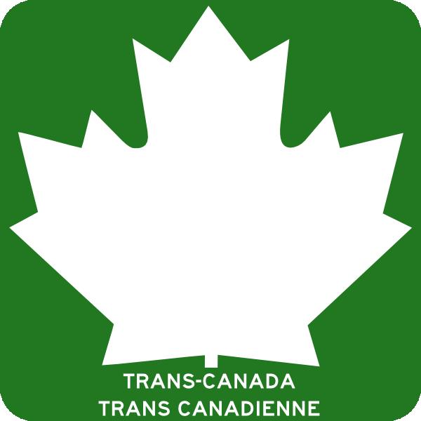 Highway clipart logo Canada Art & Canada domain