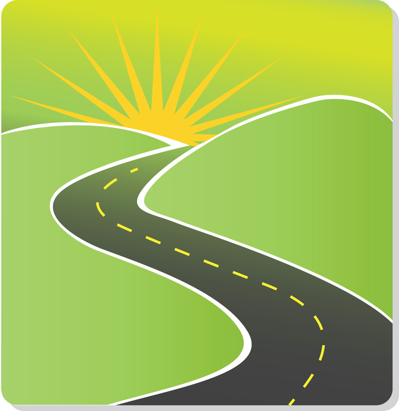 Highway clipart open road Open Cliparts Road Zone Cliparts