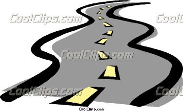 Highway clipart pathway And clipart highway 20clipart Free