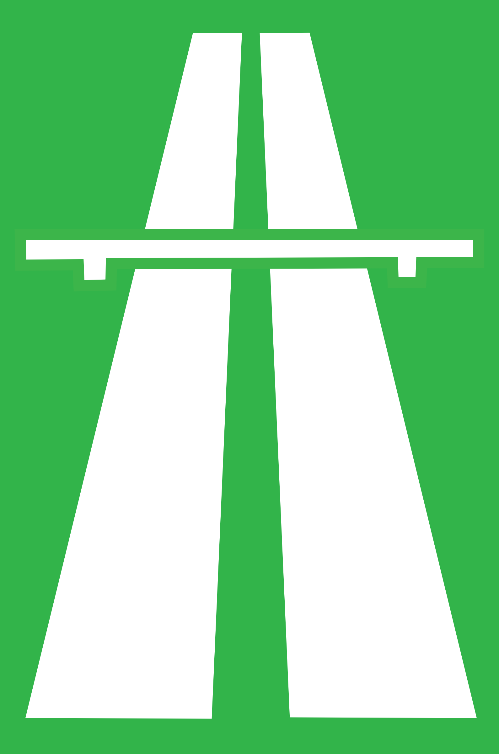 Traffic clipart highway #7
