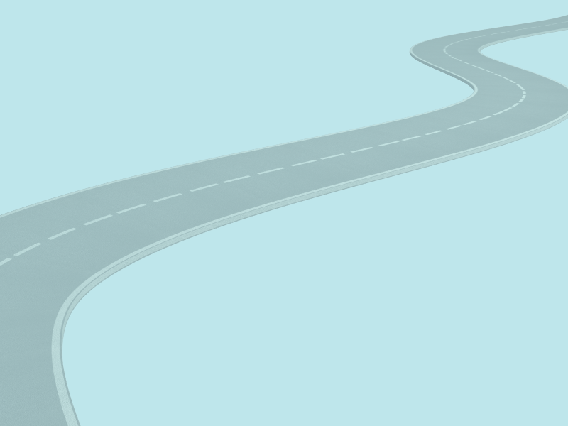 Highway clipart road track #4