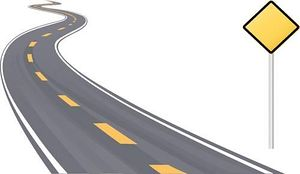 Highway clipart roadway (20+) signs Clipart traffic clipart