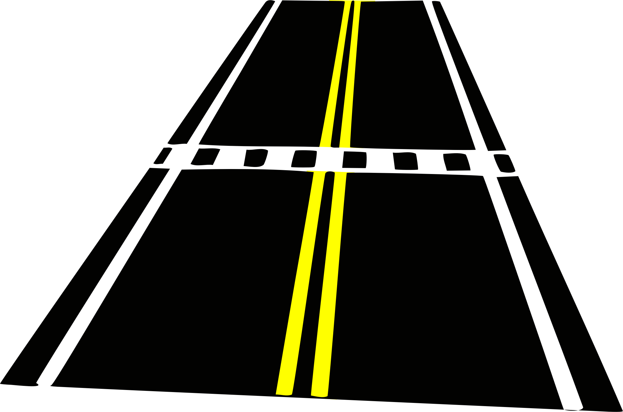 Highway clipart roadway PNG Road download highway PNG