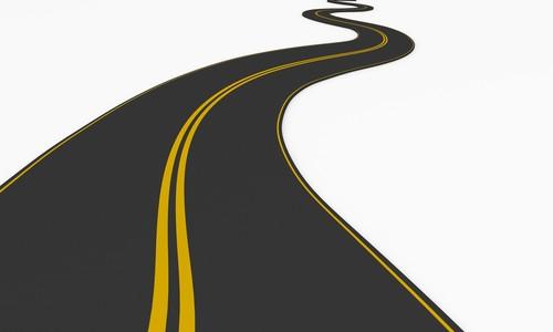 Highway clipart rode Miller Diavin road 04 clipart