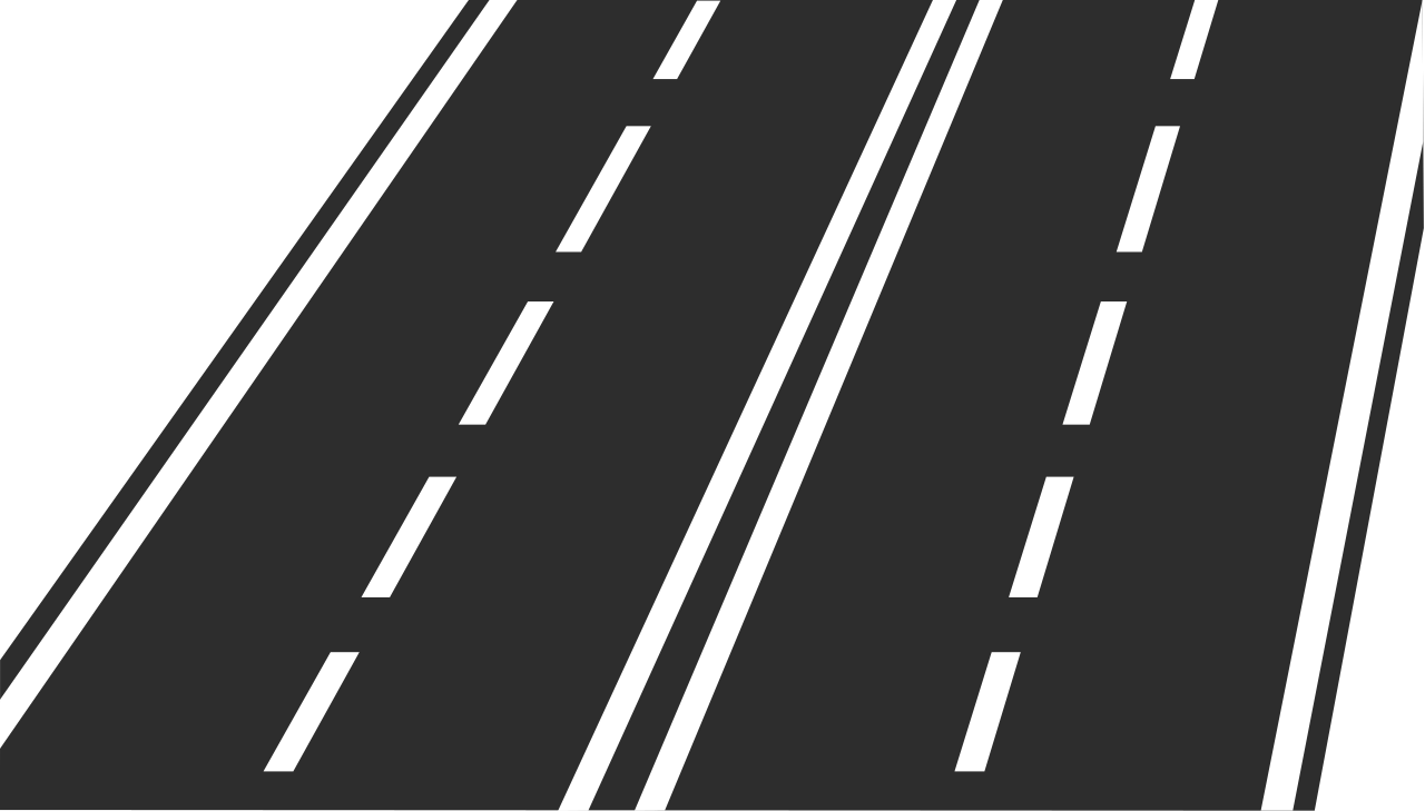 Highway clipart wide road PNG highway Road Highway images