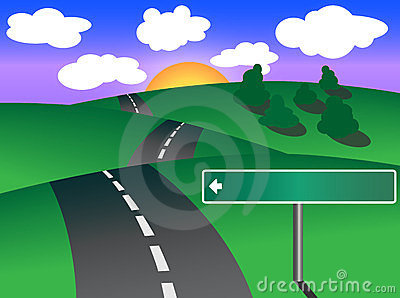 Highway clipart windy road Clipart Road – Download Road