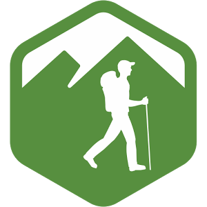 Hiking clipart logo Hiking Right Apps 3 Project