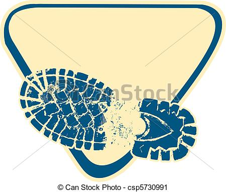 Hiking clipart logo Boot track Track Boot Track